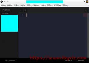 SublimeText 4.0.4077 汉化破解版-小李子的blog