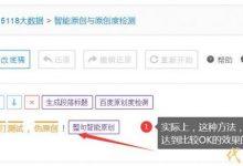 淘宝上找人写原创文章发布网站可以么-小李子的blog