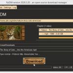 PyIDM 2020.8.3-开源的多线程下载工具-小李子的blog