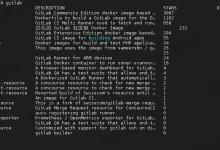 Docker 实战(3)- 搭建 Gitlab 容器并上传本地项目代码-小李子的blog