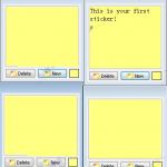 桌面便签(Vov Sticky Notes)6.2汉化特别版-小李子的blog