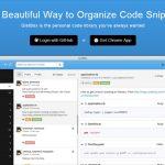 使用 GistBox 轻松组织和管理你的代码片段-小李子的blog