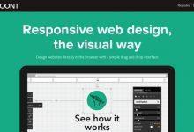 FROONT – 超棒的可视化响应式网页设计工具-小李子的blog