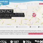 优秀网页设计:带给你灵感的联系页面设计-小李子的blog