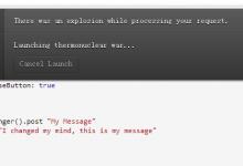 HubSpot – 网站开发必备的 jQuery 信息提示库-小李子的blog