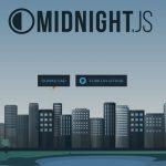 Midnight.js – 实现奇妙的固定头部切换效果-小李子的blog