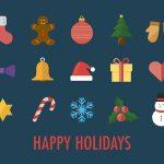 圣诞礼物:分享几套漂亮的圣诞节 PSD 素材-小李子的blog