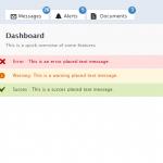 Admin Panel – 非常漂亮的后台管理系统模板-小李子的blog