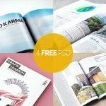 在你设计中可能用到的20个杂志 PSD 原型-小李子的blog