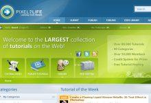 分享25个很棒的网页设计教程和资源网站-小李子的blog