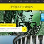 精美的 HTML5 商业网站设计案例-小李子的blog