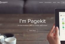 Pagekit – 现代化技术构建的轻量的 CMS 系统-小李子的blog