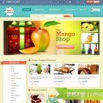 20款非常漂亮的免费网站 PSD 模板-小李子的blog