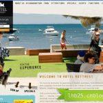 最新30个优秀的旅行网站设计作品欣赏-小李子的blog