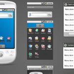 12套有用的免费 PSD 格式 Android UI 素材-小李子的blog