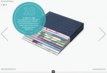 20佳优秀的国外简约风格网页设计作品-小李子的blog