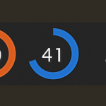 使用 CSS & jQuery 制作一款漂亮的多彩时钟-小李子的blog