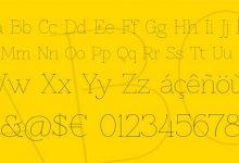 字体大宝库:20款超细英文字体免费下载-小李子的blog