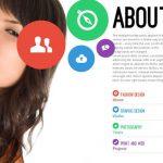 16个时髦的扁平化设计的 HTML5 & CSS3 网站模板-小李子的blog