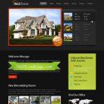 分享15款精美的免费 HTML5 网站模板-小李子的blog