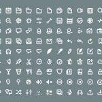 精美素材!8套免费的简约风格图标集-小李子的blog