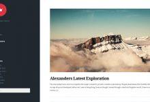 2013年最新流行的响应式 WordPress 主题【下篇】-小李子的blog