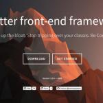 面向对象的,一致的前端开发框架-小李子的blog
