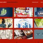 推荐25个创意的网站导航设计案例-小李子的blog