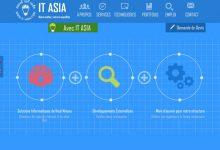 激发灵感:26个清爽的蓝色调网页设计作品欣赏-小李子的blog