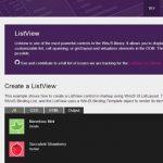Winjs – 微软开源技术发布的 JavaScript 组件集-小李子的blog