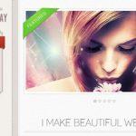 12款非常精致的免费 HTML5 & CSS3 网站模板-小李子的blog