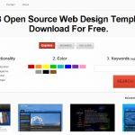 今日推荐:2068个开源的网站模板【免费下载】-小李子的blog