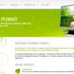 45款高质量的免费(X)HTML/CSS模板-小李子的blog