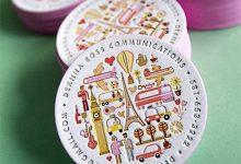 17大凸版印刷的创新名片设计欣赏-小李子的blog