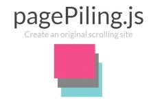 pagePiling.js – 漂亮的全屏滚动效果-小李子的blog