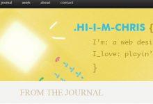 10个独具创意的网站头部设计示例-小李子的blog