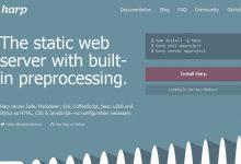 Harp – 内置常用预处理器的静态 Web 服务器-小李子的blog
