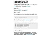 【精心挑选】8款用于布局和用户界面增强的 jQuery 插件-小李子的blog