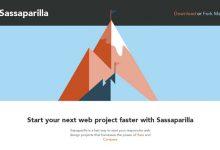 Sassaparilla – 简单、快速的创建响应式网站-小李子的blog