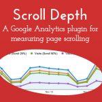 Scroll Depth – 衡量页面滚动的 Google 分析插件-小李子的blog