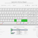 ShortcutMapper – 热门应用程序的可视化快捷键-小李子的blog