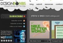 优秀网站设计欣赏的200佳网站推荐(系列九)-小李子的blog