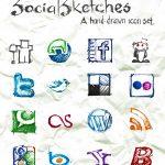 图标集锦:10套免费的社交媒体 & 社交网站图标-小李子的blog