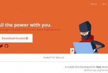 Furatto – 轻量,友好的响应式前端开发框架-小李子的blog