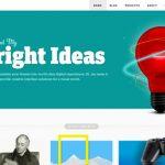 最新30个漂亮的个人作品集网页设计案例-小李子的blog