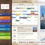 分享30个优秀的iPad界面设计案例-小李子的blog