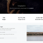 Unsplash.it – 图片占位符,支持个性化-小李子的blog