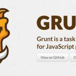 JavaScript 项目构建工具 Grunt 实践:安装和创建项目框架-小李子的blog