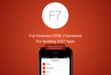 Framework7 – 赞!功能齐全的 iOS7 App 前端框架-小李子的blog