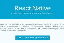 React Native – 使用 JavaScript 开发原生应用-小李子的blog